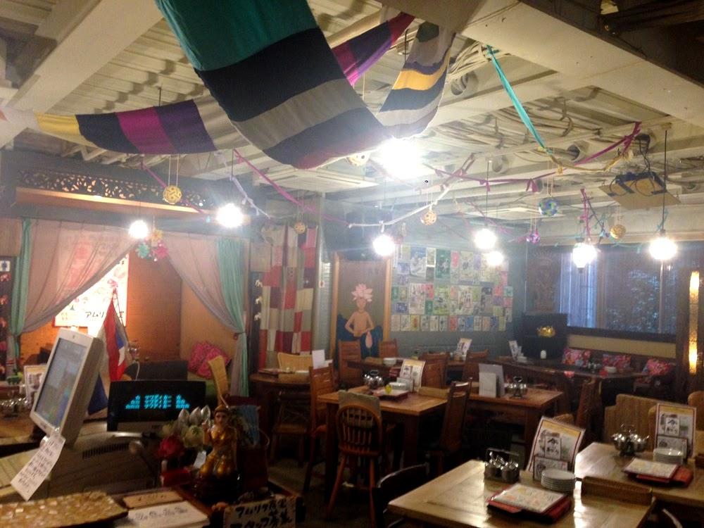 サワデイーカー♪<br />  吉祥寺のThailand、アムリタ食堂へようこそ!<br />  アムリタ食堂は、本格的タイ料理と日本人のおもてなしと、治外法権なゆるさでお送りしていきたい吉祥寺にあるタイレストランです。